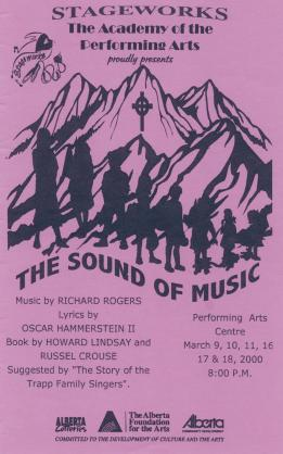 Sound of Music program