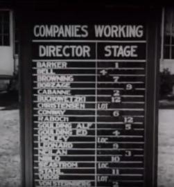Directors Board